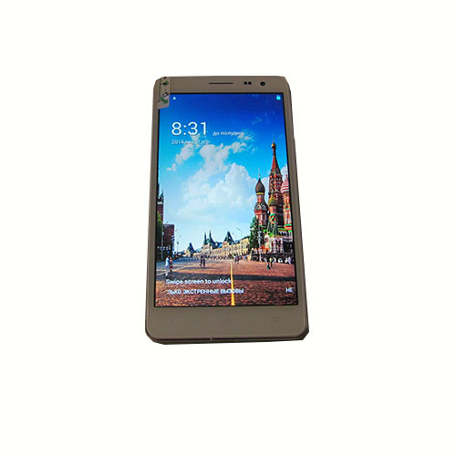 Телефон iCool V3 White Android 4.4.2 / MT6582-1.3 GHz Quad-core 5.5 QHD