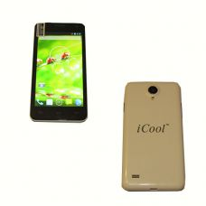 Телефон iCool W450 White MTK6582 Android 4.2.2 1.3 ГГц 4.5 inch