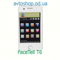 Телефон T6 Facetel Andr. 3.5''