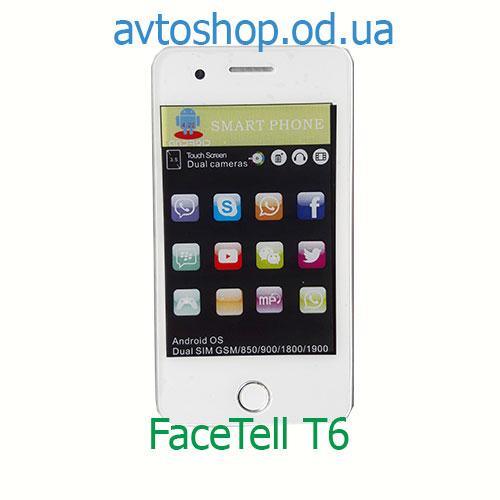 Телефон T6 Facetel Andr. 3.5''
