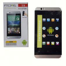Телефон FaceTel T8 RDA8810 1Ghz черный