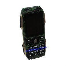 Телефон Mleka D500 8000mah Green