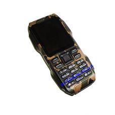 Телефон Mleka D500 8000mah Orange