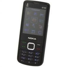 Телефон Nokia 6700 Hope Black
