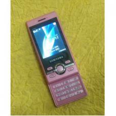 Телефон W760 Slyder Pink BOCOIN