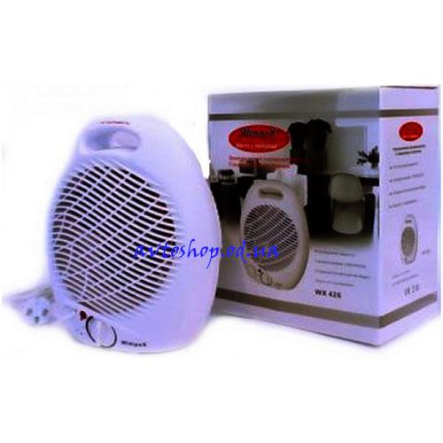 Тепловентилятор Wimpex FAN HEATER WX-426