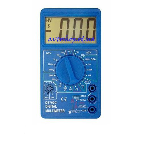 Цифровой мультиметр DT-700C