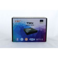 SMART TV T96V 2gb16gb S905W+BT / Смарт-приставка к телевизору / Smart TV Box приставка / TV приставка