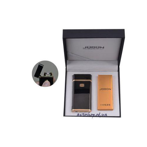 Электроимпульсная зажигалка Jobon (USB) №XT-4393-3