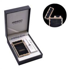 """USB зажигалка """"HONEST"""" (Электроимпульсная) №4669-4"""