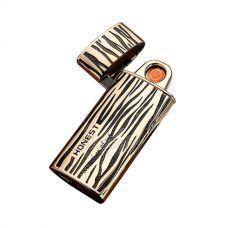 Электроимпульсная USB зажигалка Honest 4051