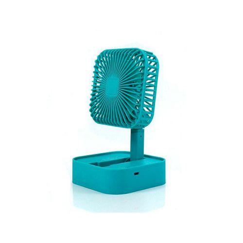 Портативный вентилятор с LED фонарем JY-1129