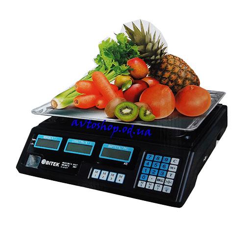 Торговые весы Vitek  ACS 55кг