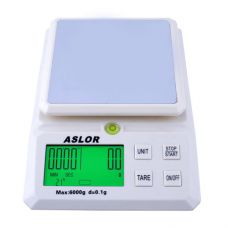 Весы кухонные QZ-168, 6кг (0.1г)