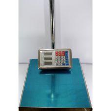 Весы ACS 150kg 40*50 Спартак 6V с железной головой