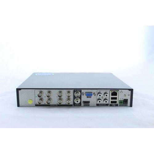 Комплект видеонаблюдения (регистратор и 8 уличных камер) DVR CAD D001 KIT 2mp 8ch
