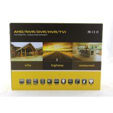 Регистратор видеонаблюдения DVR CAD 1208 AHD 8 канальный