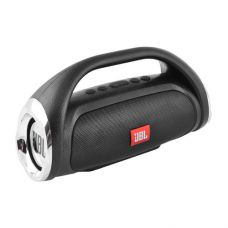 Bluetooth-колонка JBL BOOMBOX SMALL, c функцией speakerphone, радио, PowerBank, black
