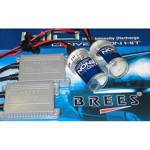 Комплект ксенонового света Brees Slim Н7 6000K