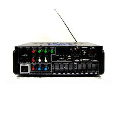 Усилитель мощности звука UKC AV-326BT Bluetooth