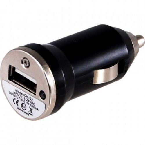 Автомобильный адаптер 5V 1000мАч
