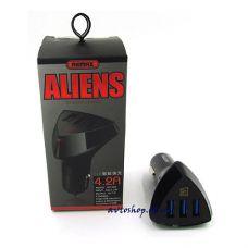 АЗУ Remax Aliens 3 USB