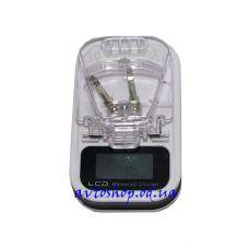 Адаптер зарядка HY02 LCD Жабка