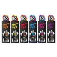 Жидкость для электронных сигарет с никотином Nasty Juice 3мг 50мл