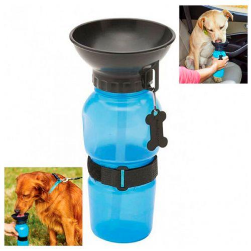 Дорожная поилка для собак Aqua Dog 550 мл