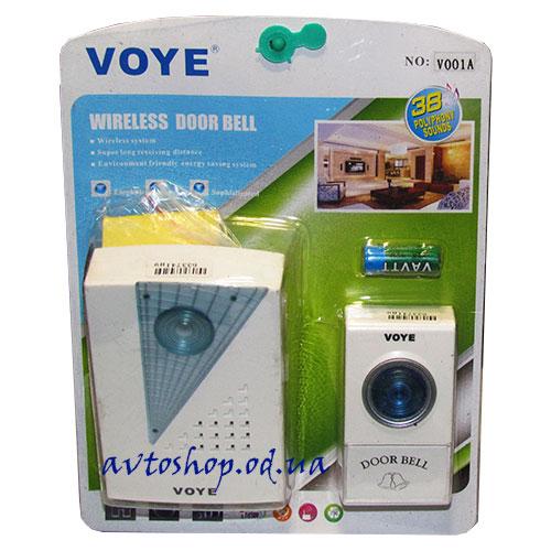 Беспроводной звонок Voye V001-AC