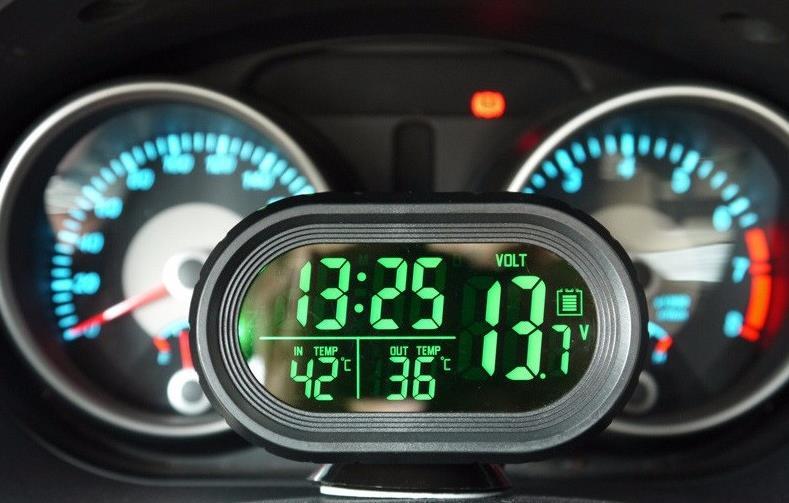 Автомобильные Часы